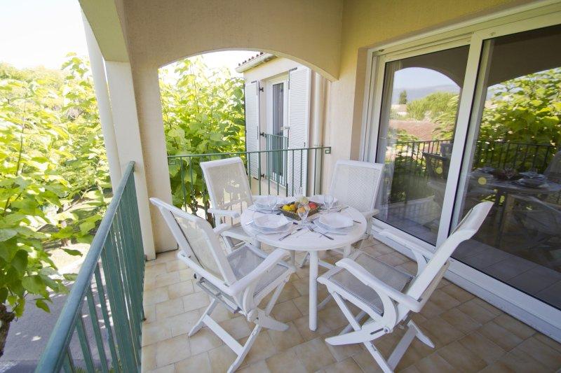 Le Club Mougins Balcony