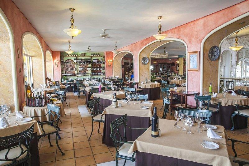 Santa Barbara Golf and Ocean Club Restaurant
