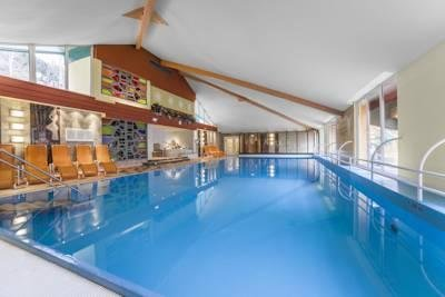 Alpine Club Indoor Pool