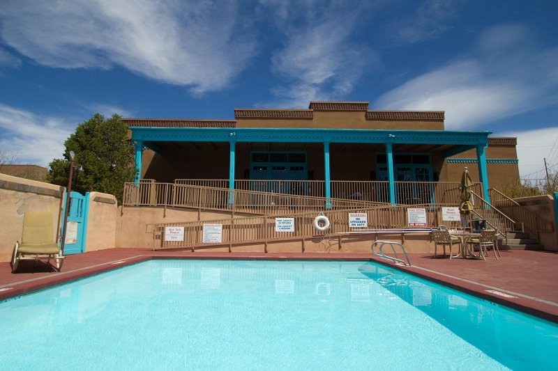 Villas de Santa Fe Pool