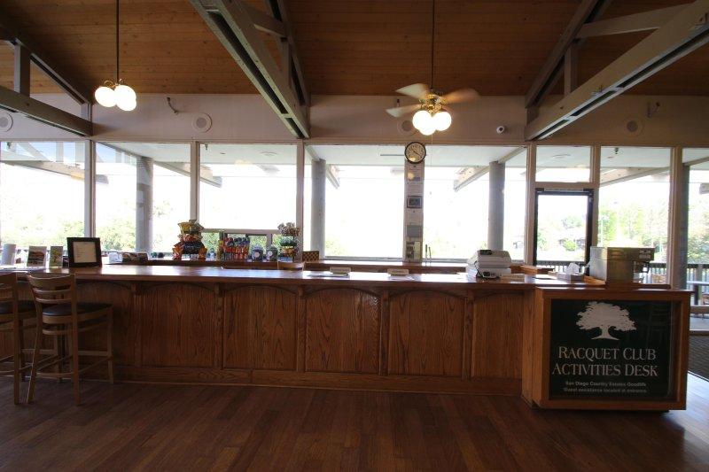 Riviera Oaks Resort Reception