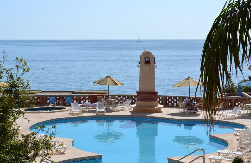 Sea of Cortez Beach Club Pool