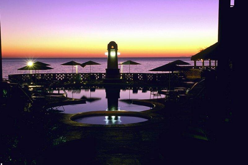 Sea of Cortez Beach Club Sunset View