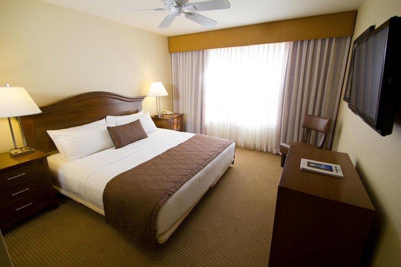 Villas de Santa Fe Master Bedroom