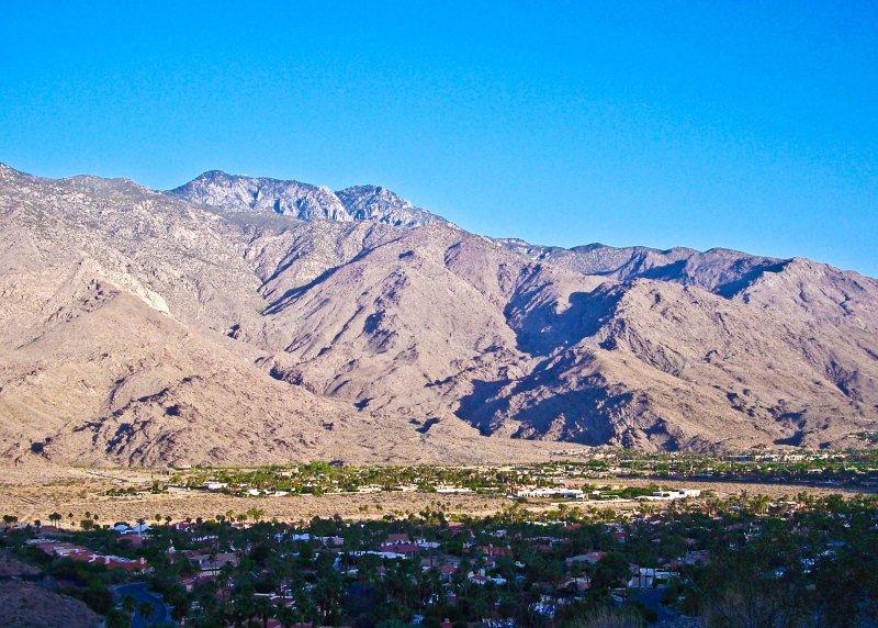 Palm Canyon Resort Mountains