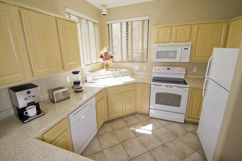 Scottsdale Links Resort Kitchen
