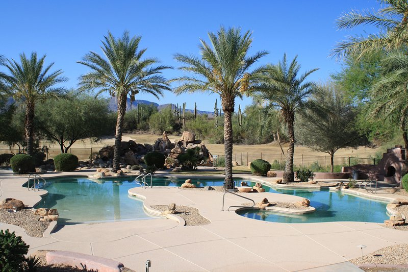Rancho Manana Resort Outdoor Pool