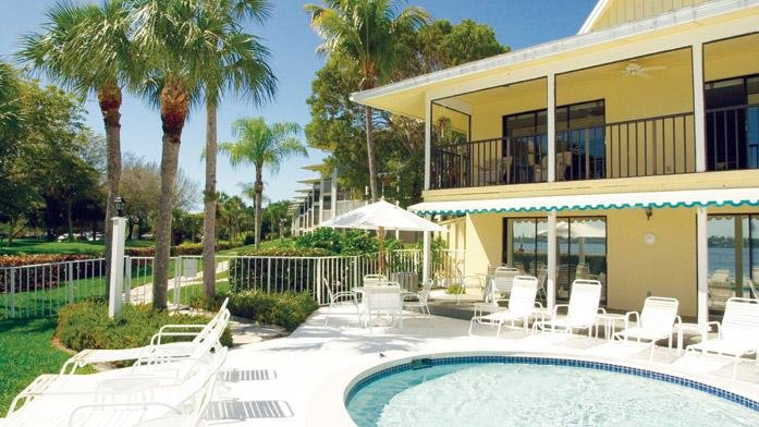Charter Club Resort Hot Tub