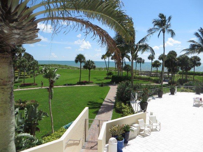 Breathtaking beach & gulf views