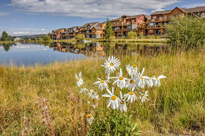 Only 10 minutes from Winter Park Resort, this property is ideally located.