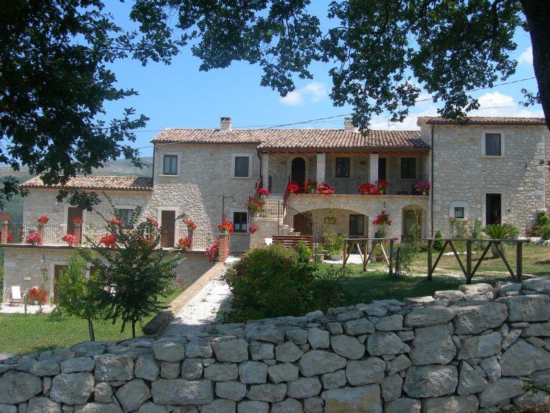 Agriturismo Il Portone, vakantiewoning in Caramanico Terme