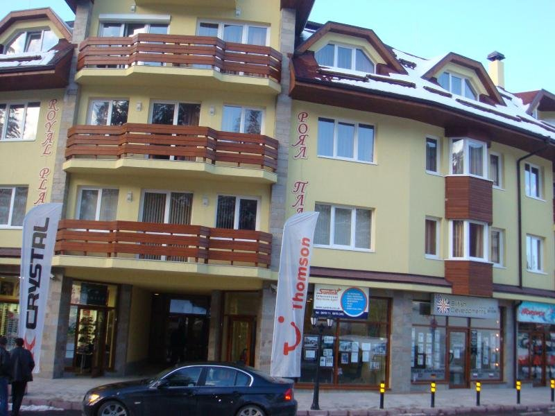 ROYAL PLAZA, A-409, vacation rental in Borovets