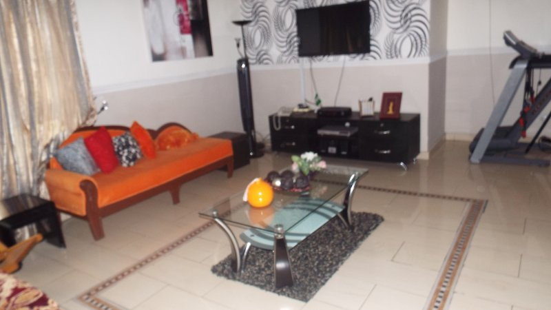 Full Furnished Service Apartment, alquiler vacacional en Lekki