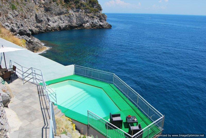 Villa Marini Luxury villa on Amalfi Coast, Amalfi Coast villa with view, private, vacation rental in Conca dei Marini