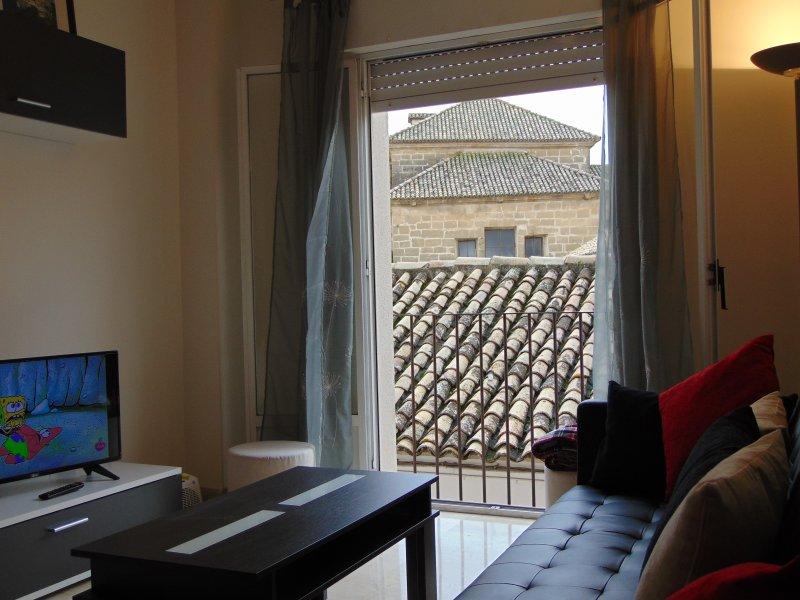 Alojamiento en el centro de Úbeda!!!, holiday rental in Baeza