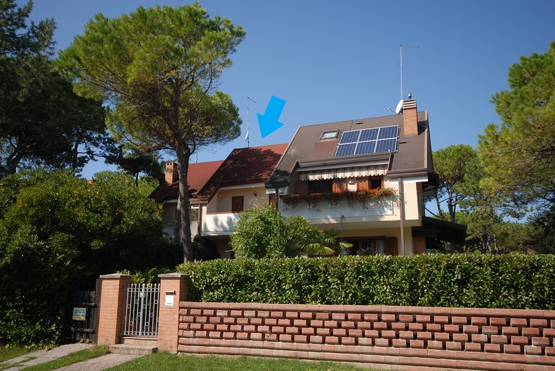 Villa Elisabetta, vacation rental in Lignano Riviera