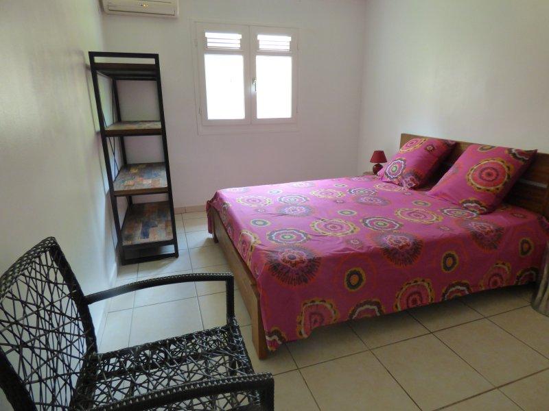cama de la habitación 160 y armario