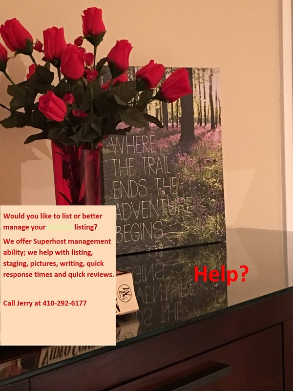 Need help with your listing?
