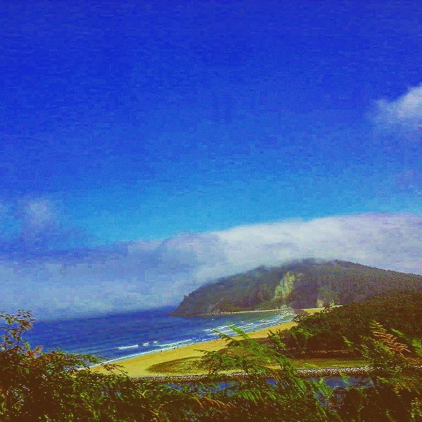 Playa  de Rodiles. Villaviciosa. Esta a 20 mts de la casa.