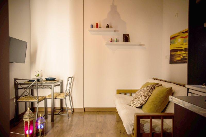 Apartamento en el centro junto a la Catedral, holiday rental in Puerto-Lopez