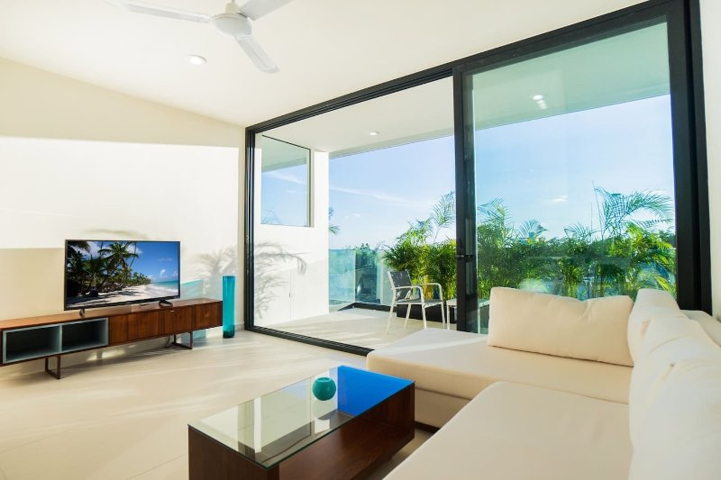 Ocean view lovers 301 Polo 88, alquiler vacacional en Playa Paraíso
