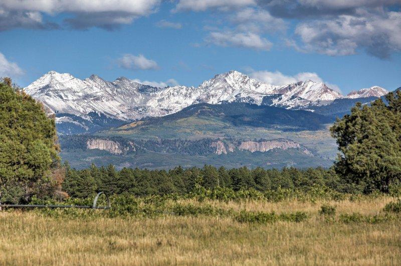 I punti di vista sulle montagne circostanti sono sicuro di prendere il fiato!