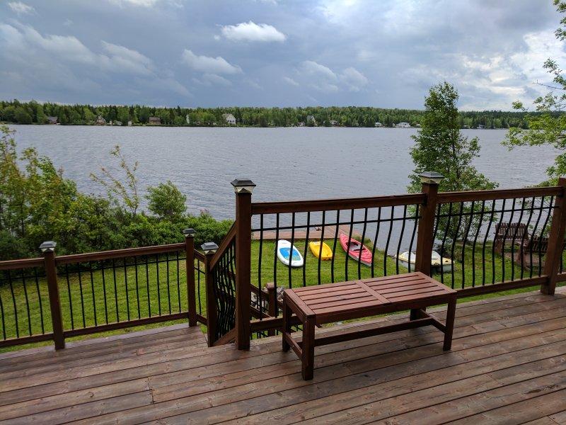 Escapade au chalet - Moment présent, casa vacanza a Québec (città)