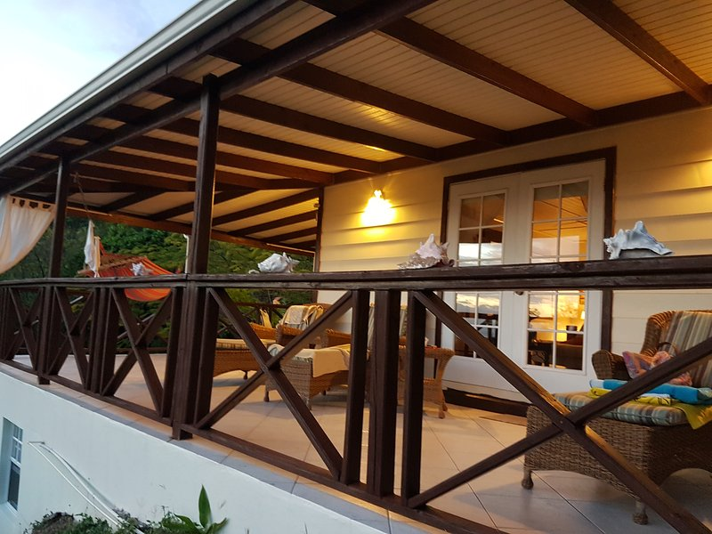 Paradise Hill, holiday rental in Crab Hill