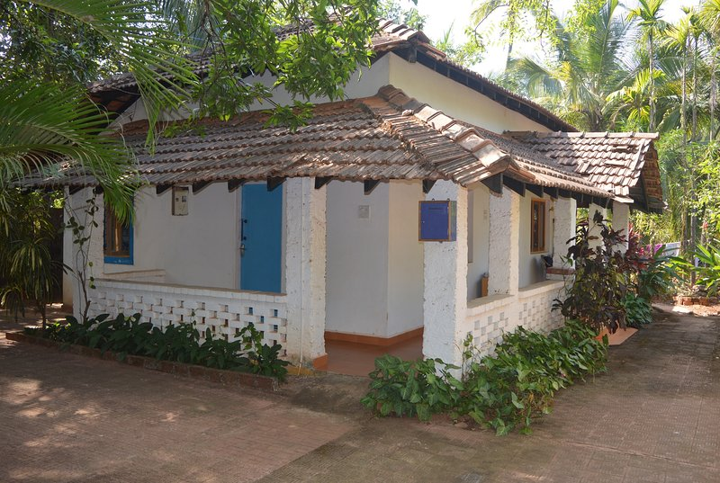 Coco House Goa Frontview