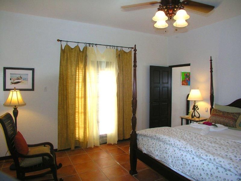 El dormitorio principal # 1