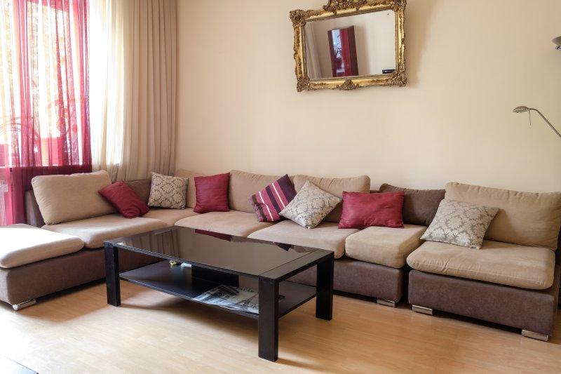 Accogliente appartamento i Downtown vi aspetta. Libro e godere si inciampare in Armenia.