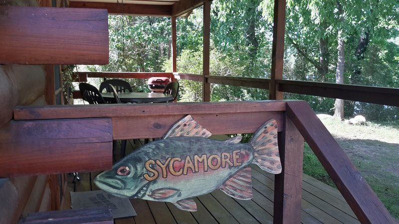 Sycamore - Parkers Hideaway on the River, vacation rental in Eagle Rock
