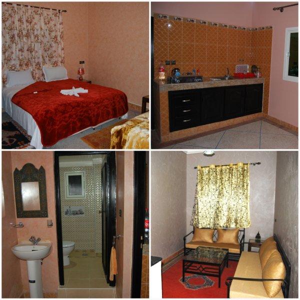 Appart2, vacation rental in Ait Ben Haddou