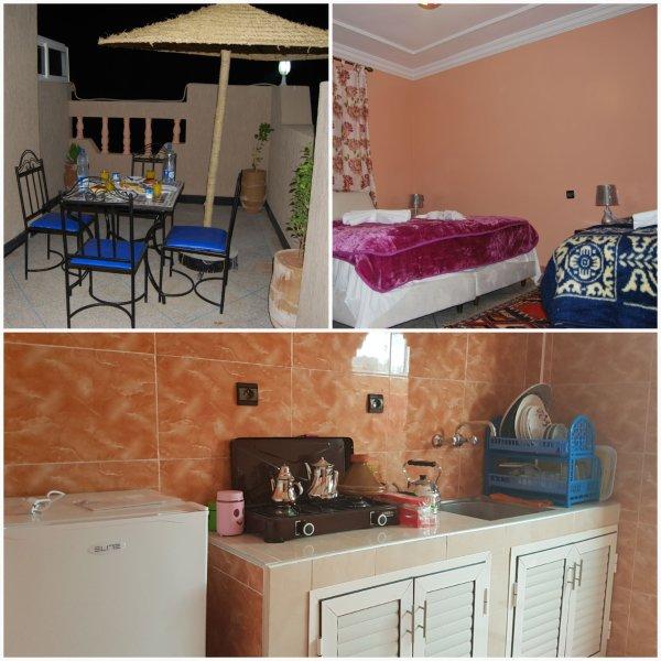 Appart4, vacation rental in Ait Ben Haddou