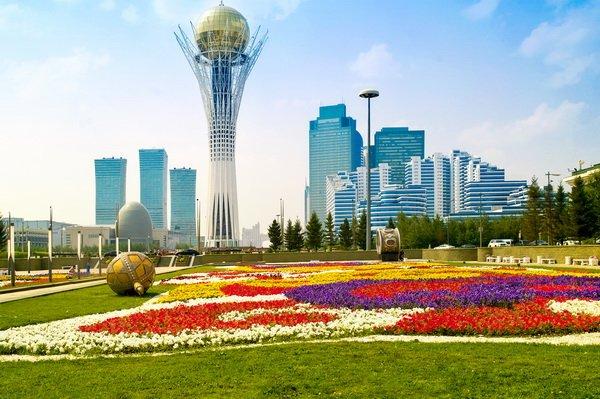 Nothern Lights 104, Ferienwohnung in Nur-Sultan