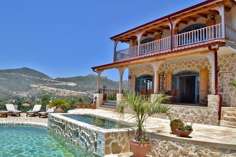 Villa Sahinkaya, holiday rental in Bezirgan