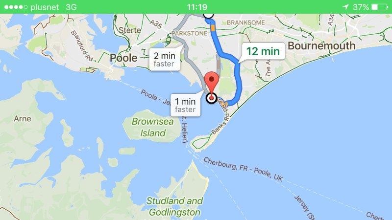 Poole England Map.Victoria House 2 Bedrooms Near Sandbanks Poole Free Wifi
