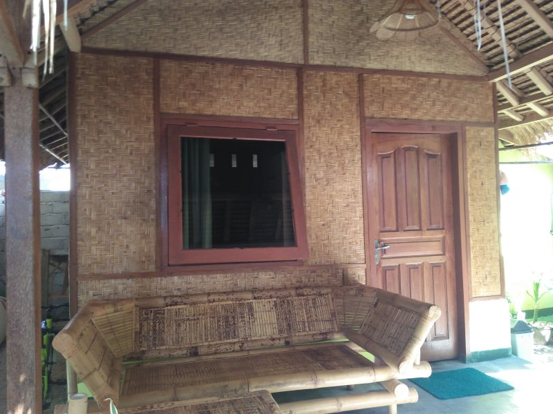 Pelangi Homestay Bungalow #1, holiday rental in Gili Gede