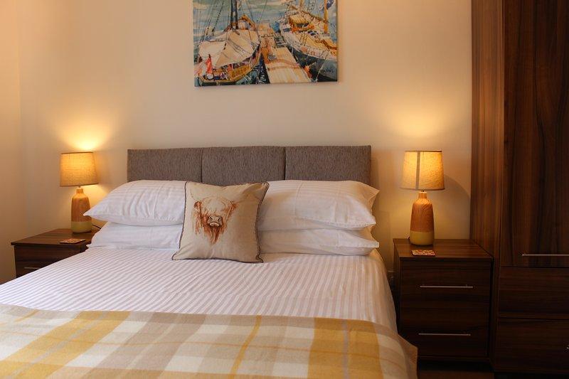 Warm bedrooms
