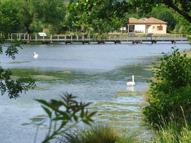 Leisure center Prade in Lunas (water games ...)