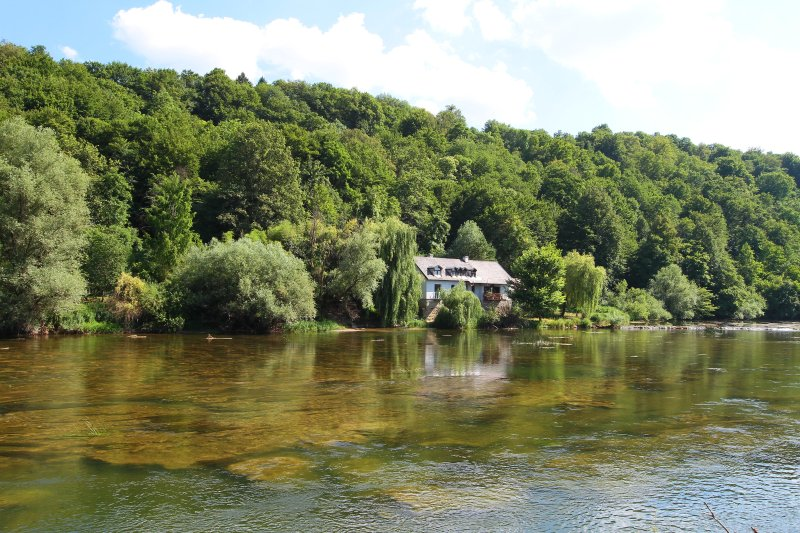 The Artists retreat - the Mill on river Krka, holiday rental in Ratez