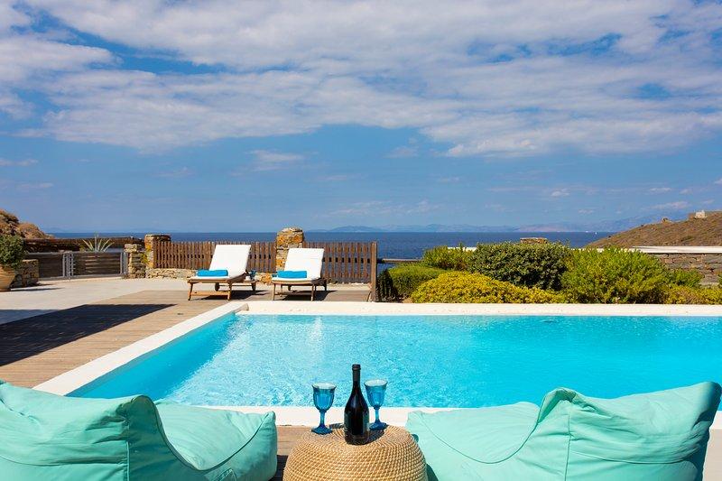 Otzias Cape Villa – semesterbostad i Otzias