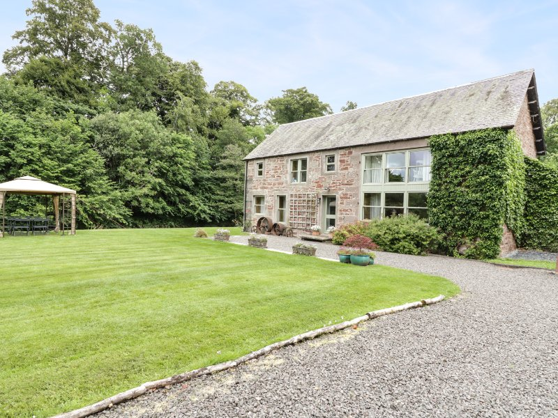 Cardean Mill, Blairgowrie, holiday rental in Forfar
