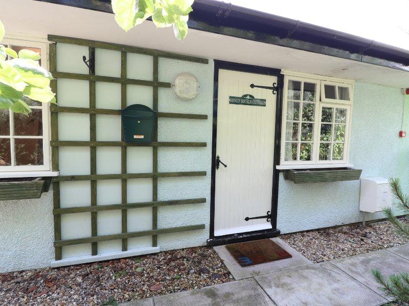 Honeysuckle Cottage, Crossgates, aluguéis de temporada em Abbeycwmhir