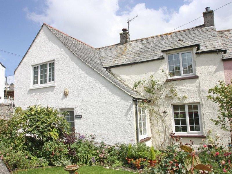Parwin, Tintagel, holiday rental in Trebarwith