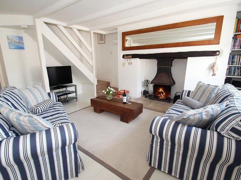 MALLARDS detached cottage, coastal village, in Pentewan, Ref xxxxxxx, holiday rental in St Austell