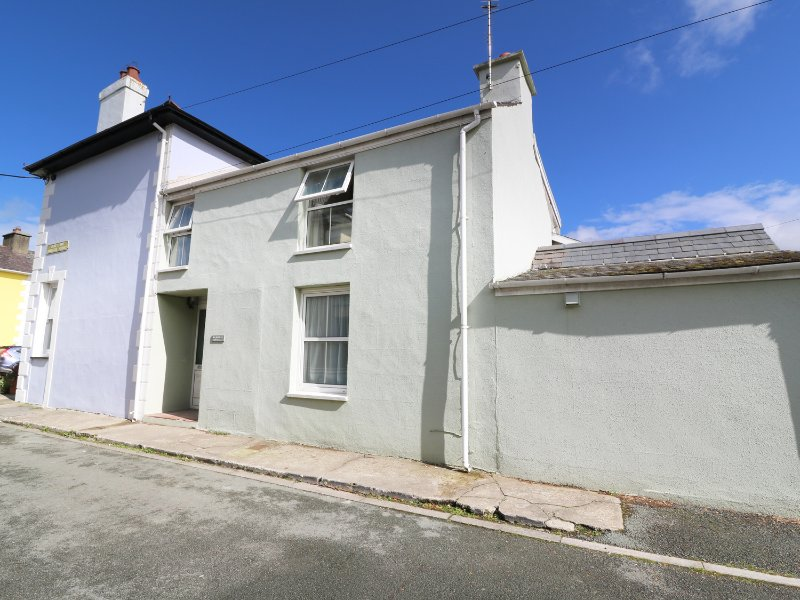 MELBOURNE COTTAGE, WIFI, open plan living, 100 feet from pub, Ref. 951596, casa vacanza a Llanrhystud