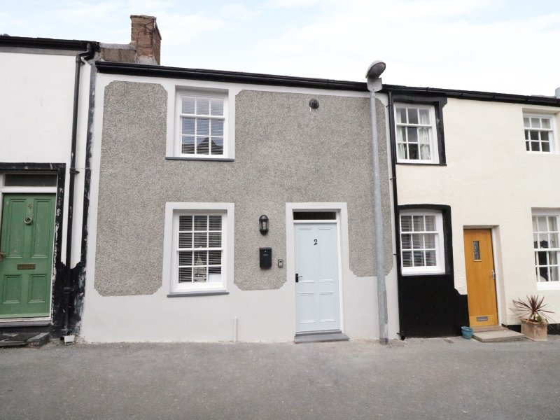 SANDY SHELL COTTAGE, WIFI, Smart TV, super king-size bed, Ref 949798, vacation rental in Conwy