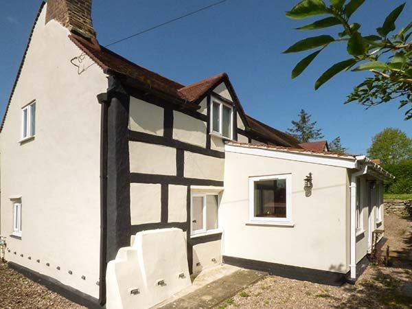 Lea Cottage, Much Wenlock, holiday rental in Upton Cressett