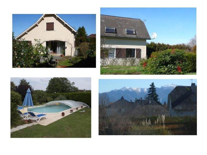 la petite maison, trois étoiles, petit paradis basco/bearnais,campagne, montagne, holiday rental in Oloron-Sainte-Marie